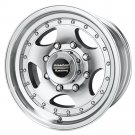 "American Racing Custom Wheels AR23 Machined Wheel With Clearcoat (16x8""/8x170mm, 0mm offset)"