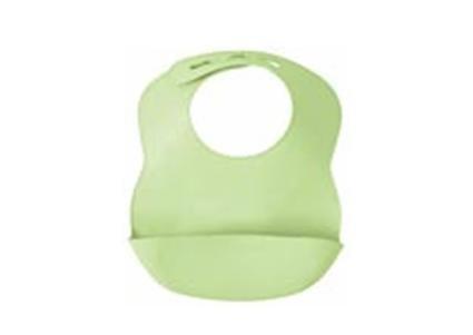 Bibbity Rinse & Roll Bib - Green
