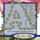 Stringed Jewels - ON SALE!