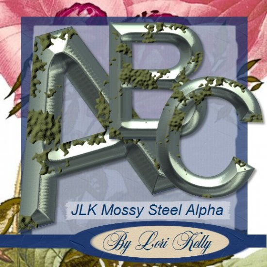 Mossy Steel Alpha - ON SALE!