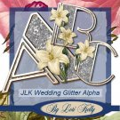 Wedding Glitter Alpha - ON SALE!