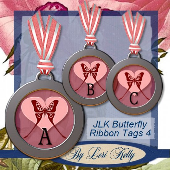 JLK Ribbon Tags 4 - ON SALE!