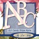 JLK Candy Stripe Alpha - ON SALE!