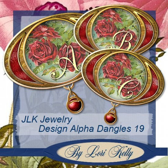 JLK Jewelry Desing Alpha Dangles 19