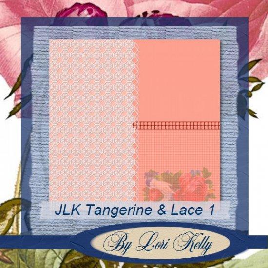 JLK Tangerine & Lace Template