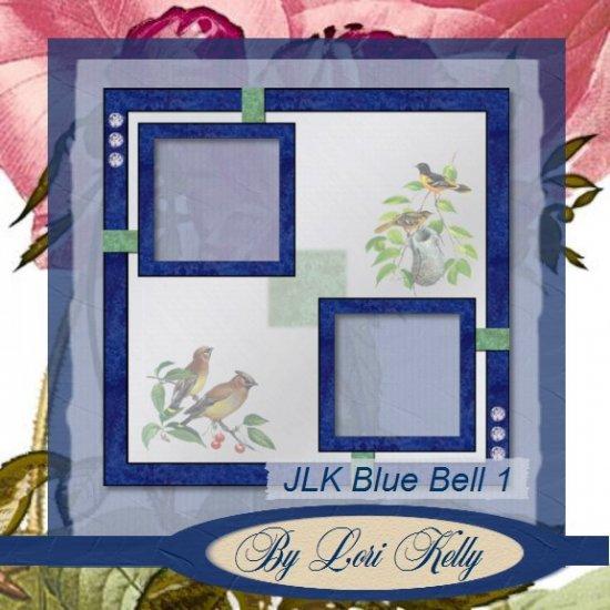 JLK Blue Bell Template