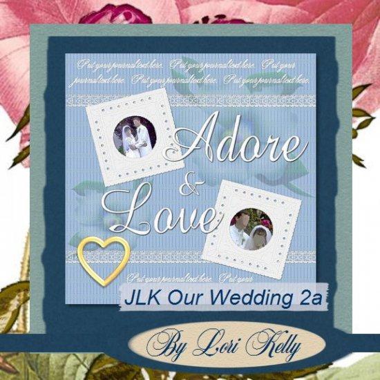 JLK Our Wedding 2 Template