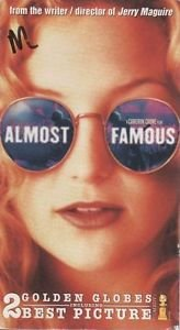 Almost Famous (VHS) Frances McDormand, Kate Hudson