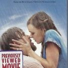 The Notebook (VHS) Ryan Gosling, Rachel McAdams