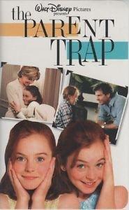 The Parent Trap (VHS) Lindsay Lohan, Natasha Richardson, Dennis Quaid