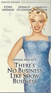 There's No Business Like Show Business (VHS) Donald O'Connor, Marilyn Monroe