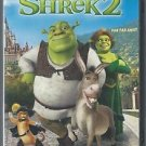 Shrek 2 (DVD Animated) Mike Myers, Eddie Murphy, Cameron Diaz
