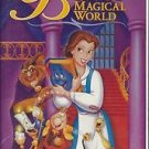 Beauty and the Beast: Belle's Magical World (VHS, Disney)