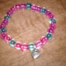 The Charm Heart Bracelet
