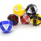 6pcs/Lot SHS Creative Changeable Rubik's Snake Magic Cube Puzzle Toy