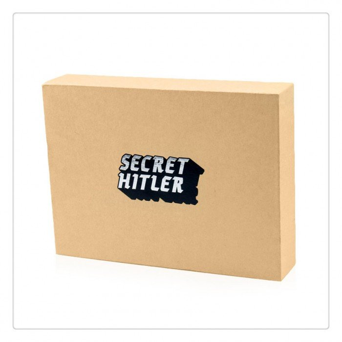 New Secret Hitlers Board Game Card Game English Version Party Game - Free Delivery