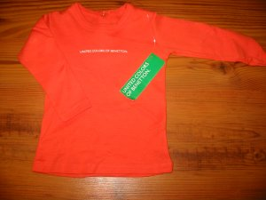 NWT United Colors Of Bennetton Shirt