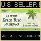 HELP PREVENT DRUG ABUSE ! NEW CHOICE HOME DRUG URINE TEST STRIP 4 MARIJUANA /POT