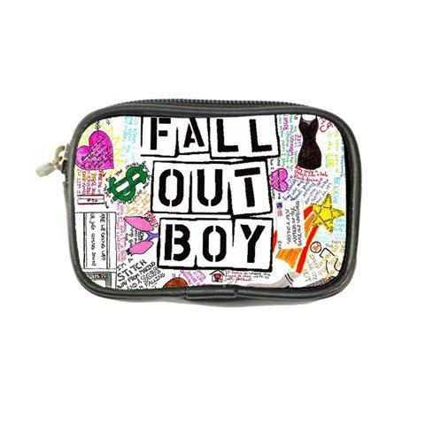 Fall Out Boy Lyric Art Coin Purse