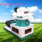 Jingerui CE approved biomass ring die wood pellet machine