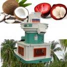 3t/h coconut pelletizer for sale America kingoro