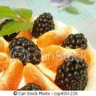 All Natural Blackberry Tangerine Scented Shampoo 16 Oz