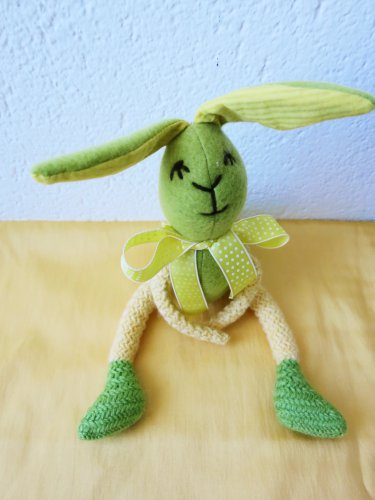 Rag Doll Bunny Lili