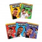 Martin ~ Complete Series ~ Season 1-5 (1 2 3 4 & 5) ~ BRAND NEW 20-DISC DVD SET m18