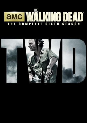 The Walking Dead  The Complete Season 6 Sixth (DVD c528c2b3dd172