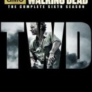 The Walking Dead: The Complete Season 6 Sixth (DVD, 2016, 5 Disc Set) BRAND NEW!!! m30