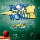 (BRAND NEW) BOY MEETS WORLD COMPLETE SERIES (SEASON 1-7) NEW, REGION 1 m33