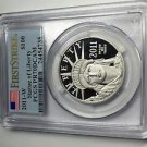 2011 W $100 PLATINUM EAGLE FIRST STRIKE PCGS PR70DCAM MINT