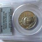 2001-W $50 PCGS PR70DCAM  Platinum American Eagle MINT