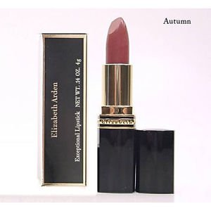 2X ELIZABETH ARDEN EXCEPTIONAL LIPSTICK BRAND NEW IN SEALED BOX AUTUMN #24