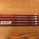 5X RIMMEL LONDON EXAGGERATE FULL COLOUR LIP LINER MIX NEW