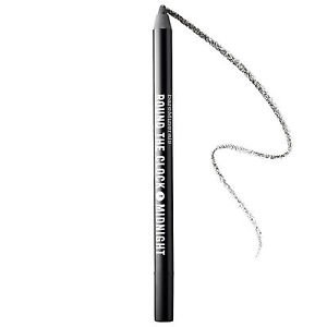 2X Bare Minerals Round The Clock Waterproof Eye Liner Midnight New Full Size