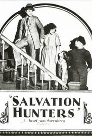 The Salvation Hunters 1925 Josef von Sternberg