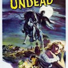 Curse of the Undead 1959 vampire cowboy
