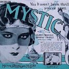 The Mystic 1925 Todd Browning Aileen Pringle