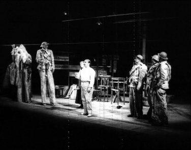 Mann ist Mann aka A Man´s a Man rare Peter Lorre on Stage 1931