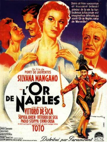 L'Oro di Napoli aka The Gold of Naples 1954
