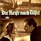 Die Reise Nach Tilsit  1939 remake of Murnau's Sunrise