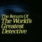 SHERLOCK HOLMES-LARRY HAGMAN-WORLD'S GREATEST DETECTIVE