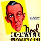 The Scoundrel 1935  Noel Coward