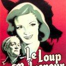 Le Loup des Malveneur aka The Wolf of the Malveneurs 1943