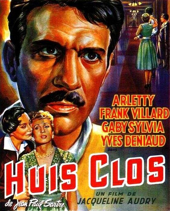 Huis Clos aka No Exit  1954