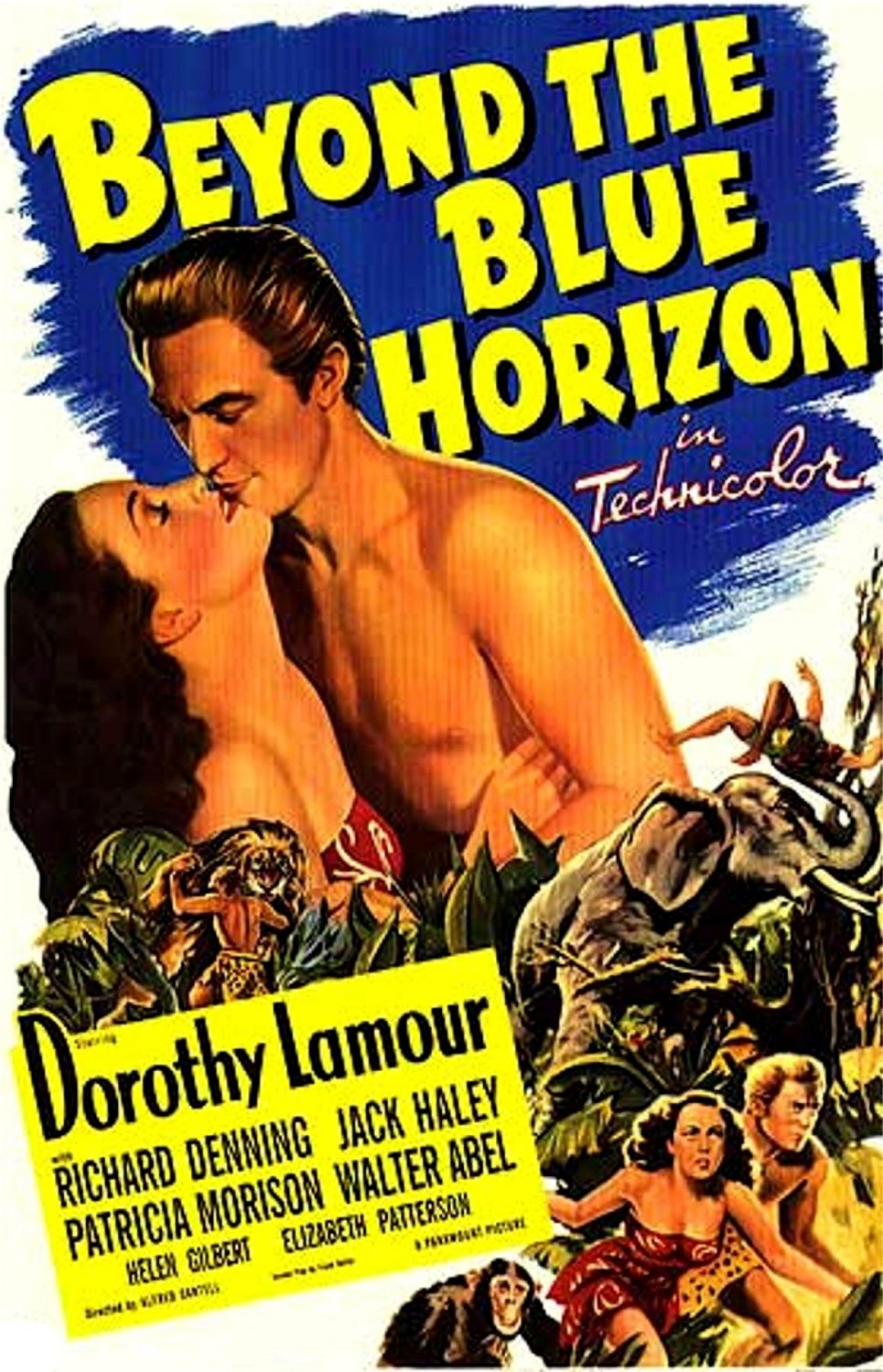 Beyond The Blue Horizon 1942
