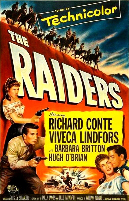 The Raiders aka Riders of Vengeance 1952