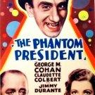 The Phantom President 1932 - George M. Cohan & Claudette Colbert
