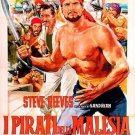 Sandokan The Pirates of Malaysia 1964  Steve Reeves